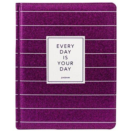 Купить ArtSpace Дневник Trendy purple, Дневники