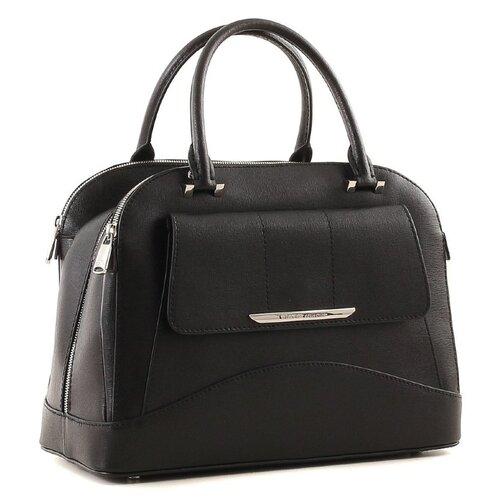Сумка Fiato collection 3260, сафьяно черный сумка fiato сумка