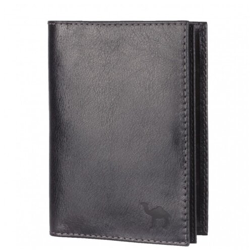 Бумажник водителя Camel, 881/K черный