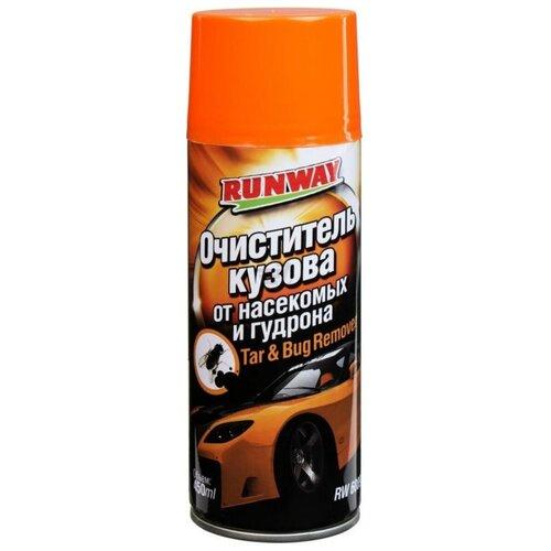 Очиститель кузова RUNWAY от насекомых и гудрона Tar & Bug Remover, 0.45 л недорого