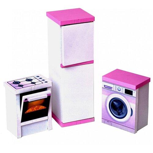 DreamToys Бытовая техника (NM212013) белый/розовый