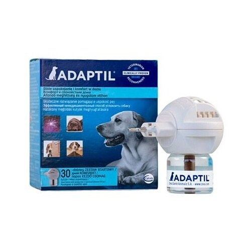 Модулятор поведения собак CEVA Adaptil флакон+дифузор 48мл
