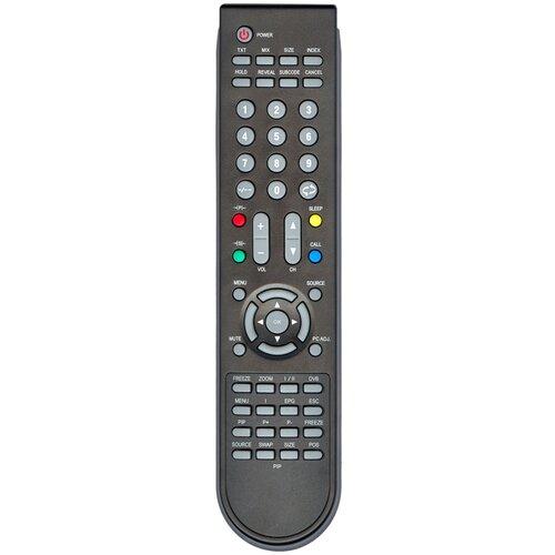 Фото - Пульт Huayu /TECHNO BT-0455M LCD TV для телевизора Elenberg пульт huayu hof 54b1 4 для tv dvd elenberg
