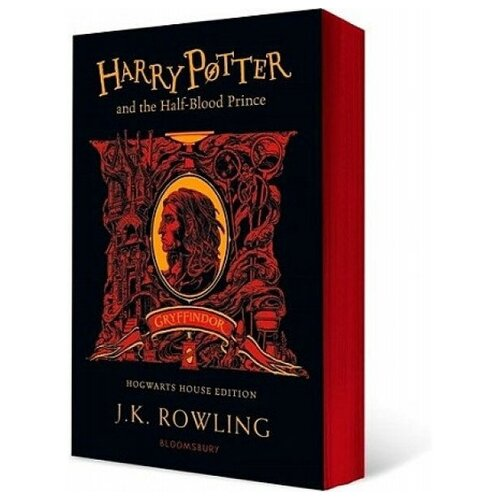 Harry Potter and the Half-Blood Prince – Gryffindor Edition 1