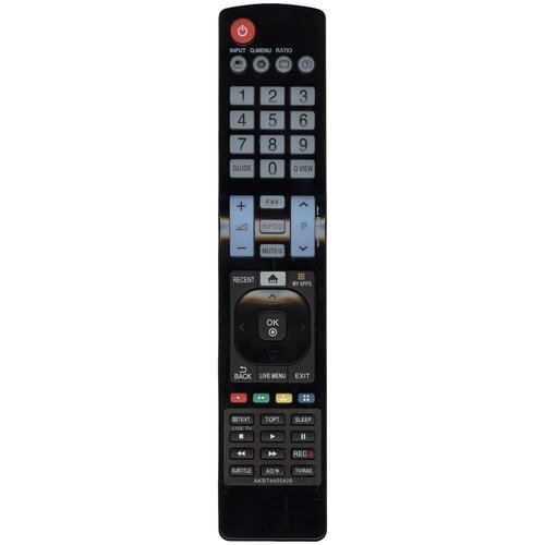 Пульт Huayu AKB74455409 для телевизора LG