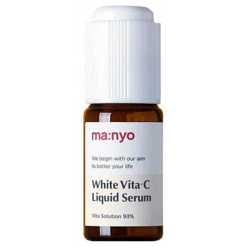 Купить Manyo Антиоксидантная сыворотка с витамином С 10% White Vita C Liquid Serum, 10мл, Manyo Factory