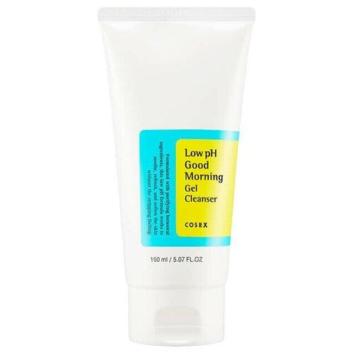 Фото - COSRX гель для умывания лица Low pH Good Morning Gel Cleanser, 150 мл гель пенка для умывания cosrx low ph good morning gel cleanser 50 мл