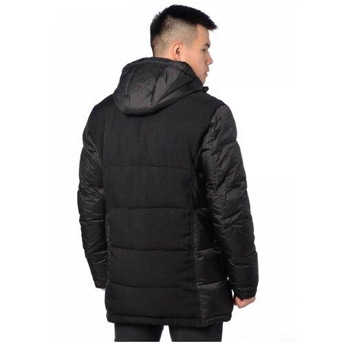 Зимняя куртка мужская FANFARONI 16040 (Черный/52)
