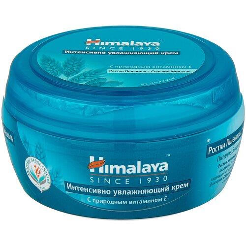 Himalaya Herbals Крем интенсивно увлажняющий для лица и тела, 150 мл интенсивно увлажняющий бальзам для губ himalaya herbals с маслом какао 4 5 мл