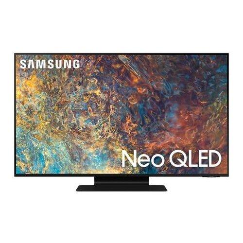 Фото - Телевизор QLED Samsung QE55QN90AAUXRU 55 (2021), черный телевизор qled samsung the frame qe65ls03aau 64 5 2021 черный