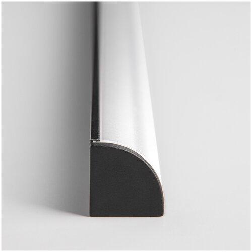 Угловой алюминиевый профиль для светодиодной ленты Elektrostandard LL-2-ALP008 Угловой алюминиевый профиль черный/белый для LED ленты (под ленту до 10mm)