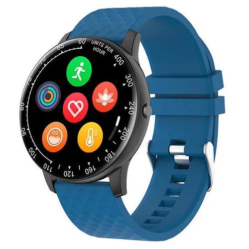 Часы BQ 1.1 Black/Blue