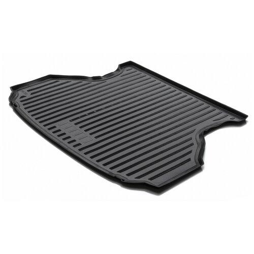 Коврик багажника RIVAL 16001003 для LADA (ВАЗ) Granta черный коврик багажника rival 16002004 для lada ваз granta lada ваз kalina черный