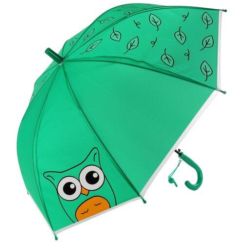 Зонтик детский трость, 66см Amico 102410