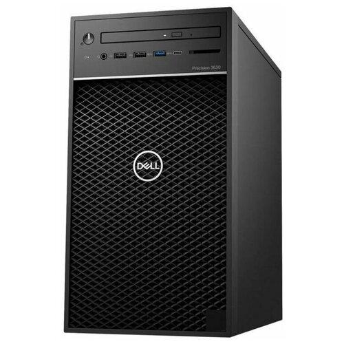 Настольный компьютер DELL Precision 3640 MT (3640-2886) Intel Core i9-10900K/32 ГБ/1 ТБ SSD/NVIDIA GeForce RTX 3090/Windows 10 Pro черный