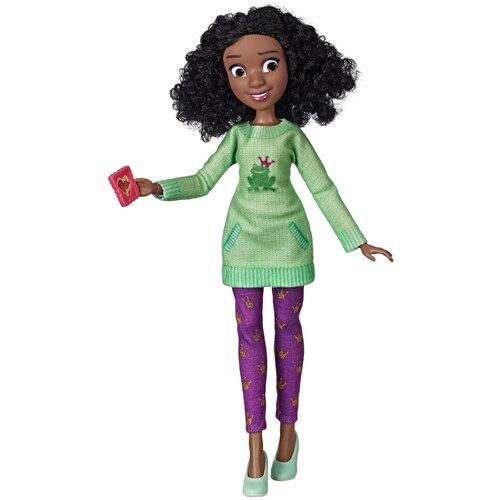 Кукла Hasbro Disney Princess Комфи Тиана, 28 см, E8403