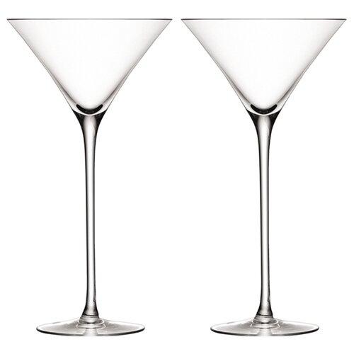 LSA Набор бокалов Bar cocktail glass BR08 2 шт. 275 мл бесцветный