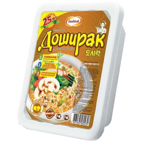 Doshirak Лапша со вкусом грибов, 90 г
