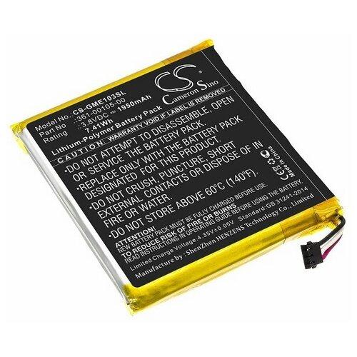 Аккумулятор для велокомпьютера Garmin Edge 1030 (361-00105-00)