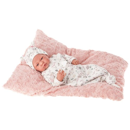 Фото - Кукла Antonio Juan Ирис в розовом конверте, 40 см, 3385P кукла antonio juan антония в розовом 40 см 3376p