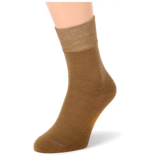 Носки Doctor Soft из верблюжьего пуха (Коричневый, 23 (размер обуви 36-37))