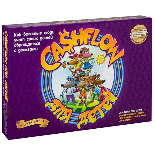 Настольная игра Попурри Денежный поток для детей