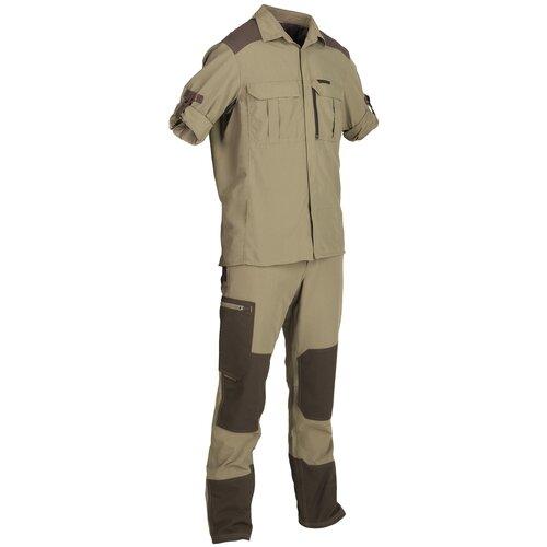 Рубашка с длинными рукавами для охоты легкая и