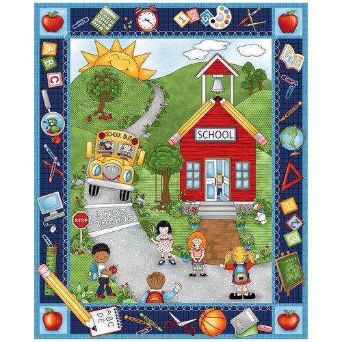Купить Ткань для пэчворка Peppy panel, 90*110 см, 135+/-5 г/м2 (066), Ткани