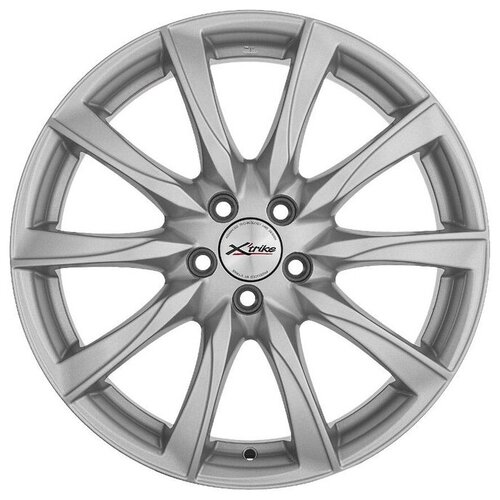 Фото - Колесный диск X'trike X-120 7x17/5x114.3 D60.1 ET45 HS колесный диск cross street cr 08 6 5x16 5x114 3 d60 1 et45 s