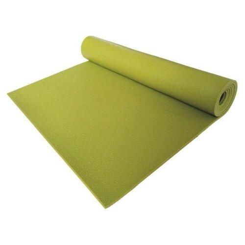 Коврик для йоги нескользящий Ako Yoga Studio Mat (Ришикеш) 185*60*0,45 зеленый одежда для йоги iyengar institute of iyengar yoga