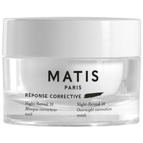 Matis Ночная корректирующая маска для лица Matis Reponse Corrective, 50 мл