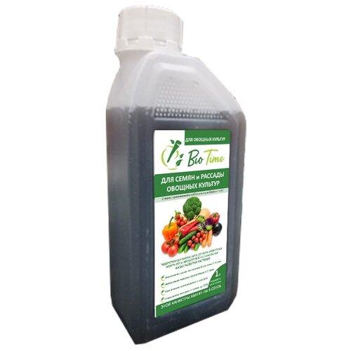 Удобрение для рассады и семян. Развести: 1 литр на 8 литров. Улучшенная корневая система от 3-10 раз. Всхожесть семян 99%. Увеличение приживание всходов в 2 раза