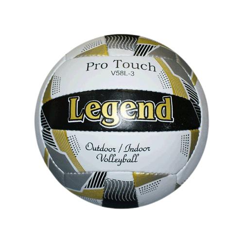 Волейбольный мяч LEGEND Pro-Touch V58L-3