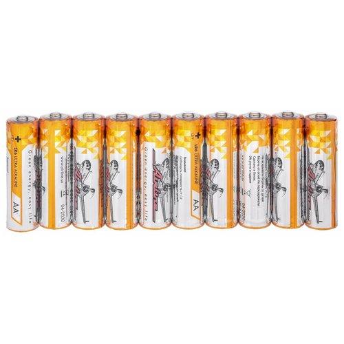Батарейки LR6/AA щелочные 10 шт.