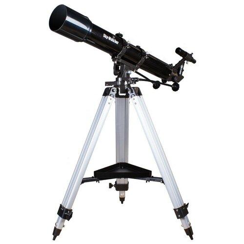 Фото - Телескоп Sky-Watcher BK 909AZ3 черный/серый телескоп sky watcher skymax bk mak90eq1 настольный