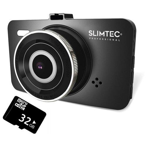 Автомобильный видеорегистратор Slimtec Alpha XS+