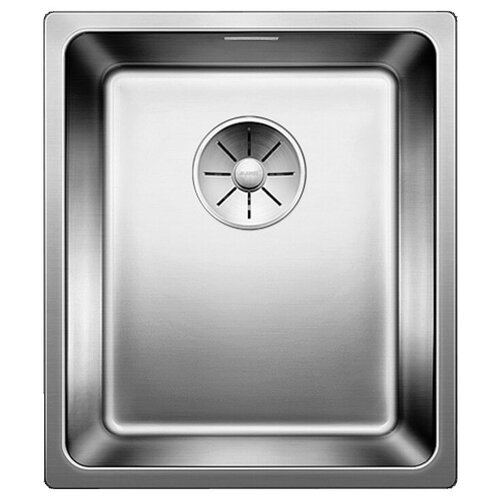 Интегрированная кухонная мойка 38 см Blanco Andano 340-IF нержавеющая сталь с зеркальной полировкой