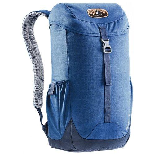 городской рюкзак 18209 синий Городской рюкзак deuter Walker 16, синий