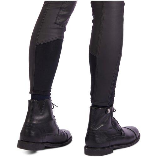 Бриджи теплые и непромокаемые мужские KIPWARM, размер: L, цвет: Черный FOUGANZA Х Декатлон
