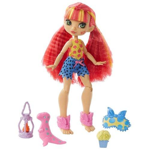 Набор игровой Cave Club Пижамная вечеринка кукла Эмберли, GTH01