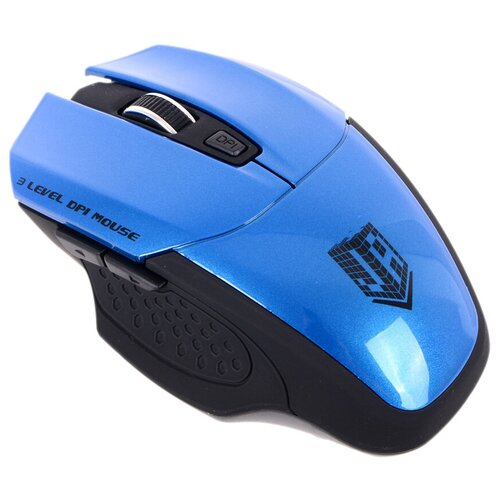 Беспроводная мышь Jet.A OM-U38G USB, синий