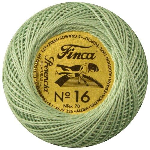 Купить Мулине Finca Perle(Жемчужное), №16, однотонный цвет 4218 71 метр 00008/16/4218, Мулине и нитки для вышивания