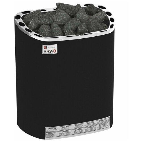 Электрическая банная печь Sawo SCANDIA SCA-60NS-P-F черный