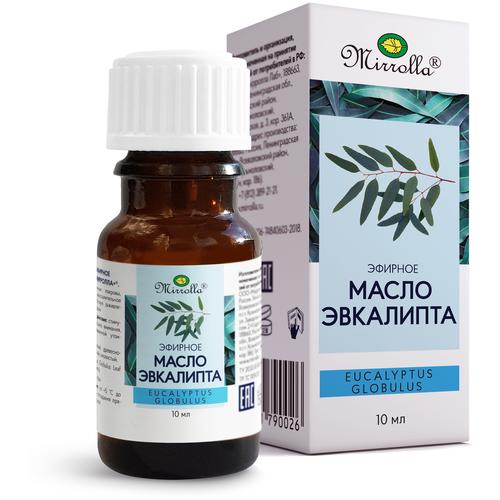Mirrolla эфирное масло Эвкалипт 10 мл