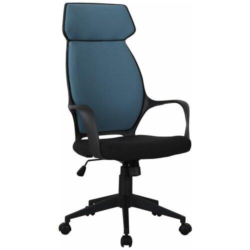 Кресло для руководителя Alsav кресла AL 767, обивка: текстиль, цвет: ткань черная/серая