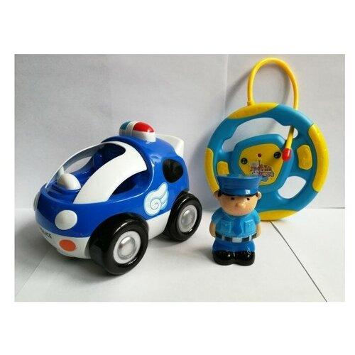 Купить Радиоуправляемая машинка Полиция Robocar Poli C110-508B, CS Toys, Роботы и трансформеры