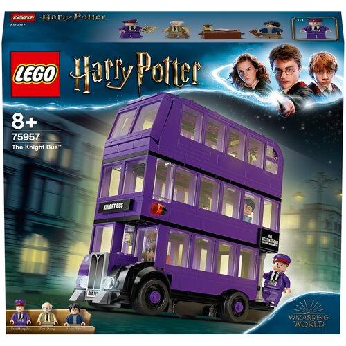 Конструктор LEGO Harry Potter 75957 Ночной рыцарь конструктор lego harry potter 75979 букля