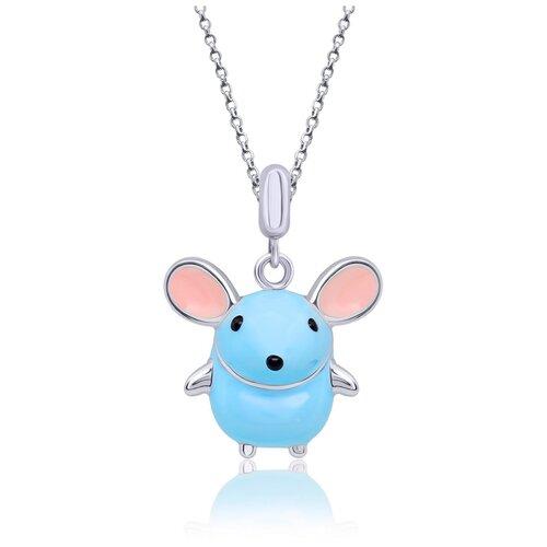 UMa & UMi Детский серебряный кулон подвеска Мышка UMI Pets 319542900604