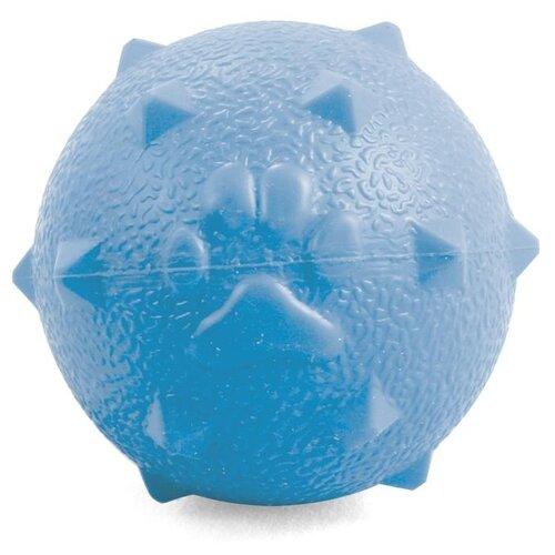 Tappi игрушки игрушка персей для собак мяч для массажа, голубой, 9см 85ор54, 0,116 кг
