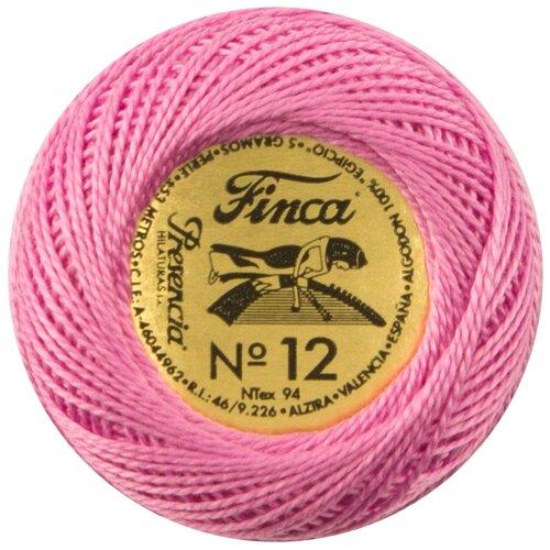 Купить Мулине Finca Perle(Жемчужное), №12, однотонный цвет 2397 53 метра 00008/12/2397, Мулине и нитки для вышивания